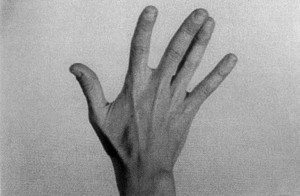 Hand Movie Yvonne Rainer