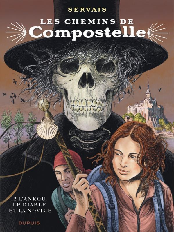 CHEMINS DE COMPOSTELLE