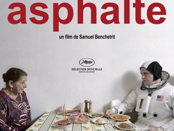 film Asphalte Samuel Benchétrit