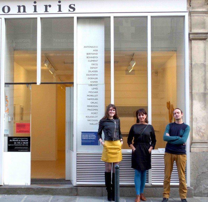 Carole Rivalin, Olivier Petiteau, Marine Provost