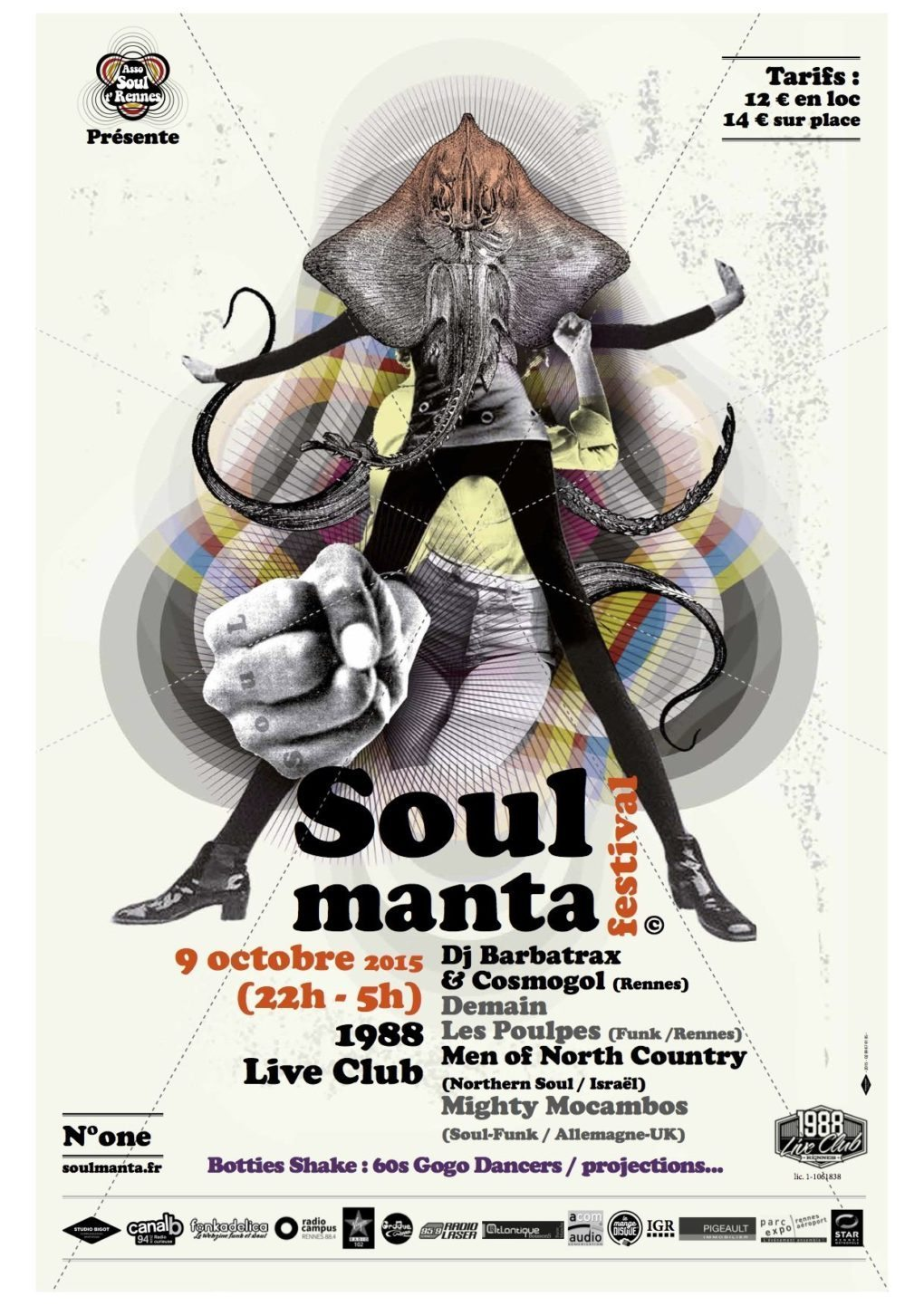 festival soul manta