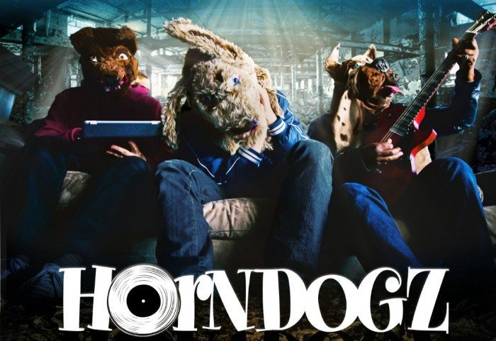 horndogz wooof album