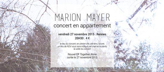 marion mayer
