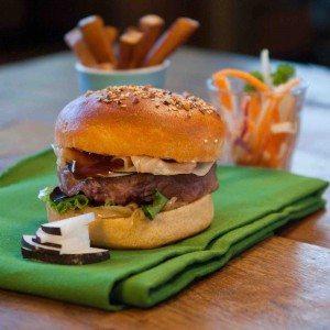 burger gourment vagabond