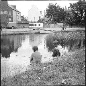 canal saint martin 1964