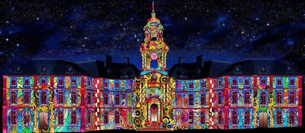 Decoration Illumination Noel Mairie