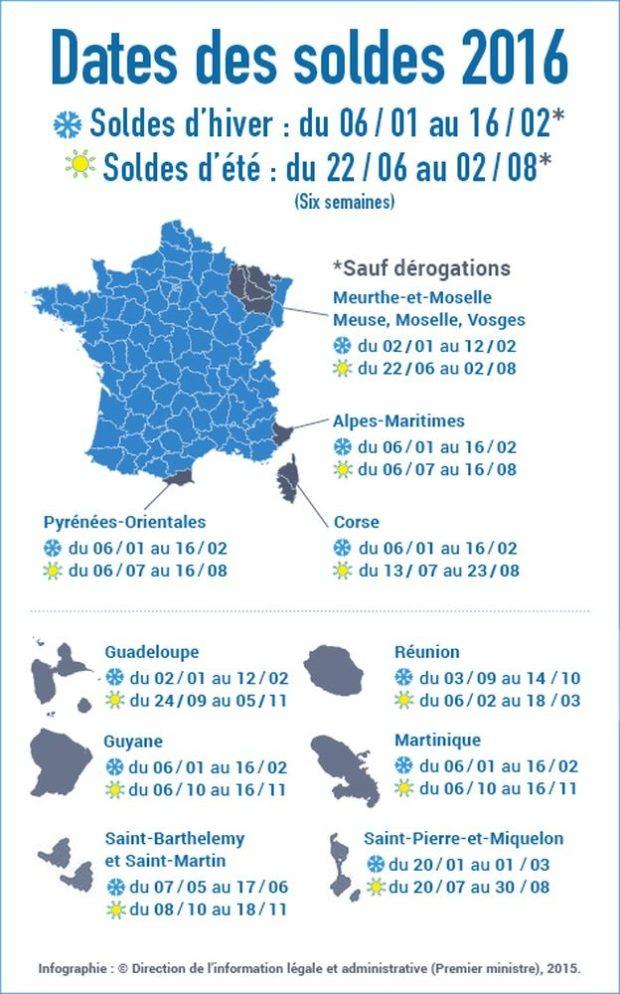 Soldes hiver 2016 top d part le 6 janvier pour 6 semaines - Les soldes hiver 2015 ...