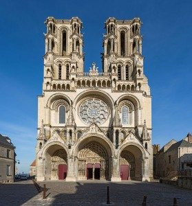 Laon_Cathedral_West_FrontPicardy_France
