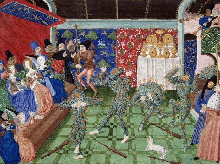 le bal des ardents 1393