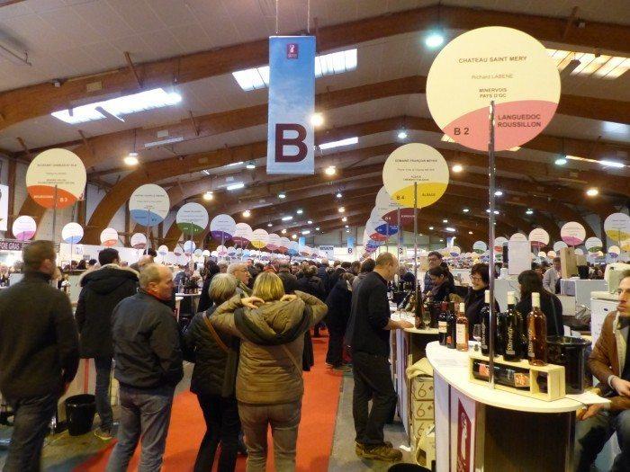 Rennes salon des vins et des vignerons ind pendants 20 au 22 janvier 2017 unidivers - Salon des vignerons independants rennes ...