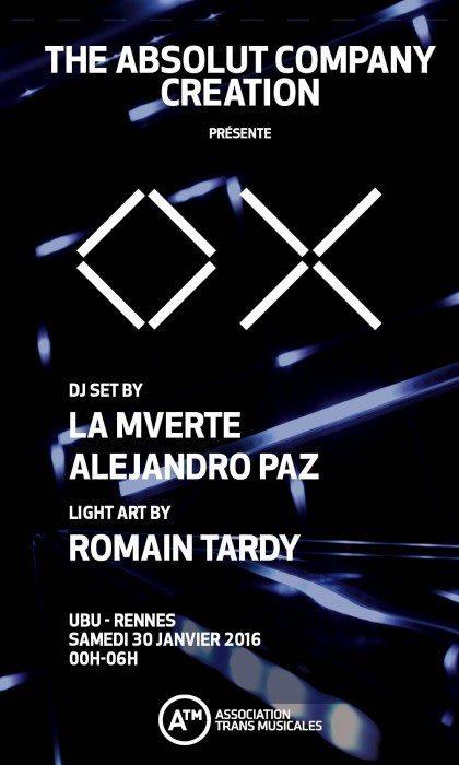OX Romain Tardy
