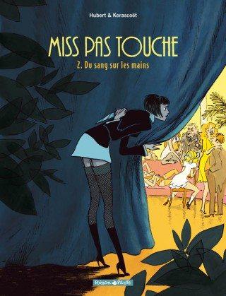 miss pas touche tome 2
