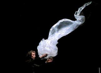 Etienne Saglio projet fantôme