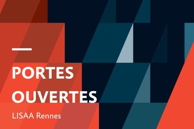 18, 19 et 20 mars : Journées portes ouvertes à LISAA Rennes