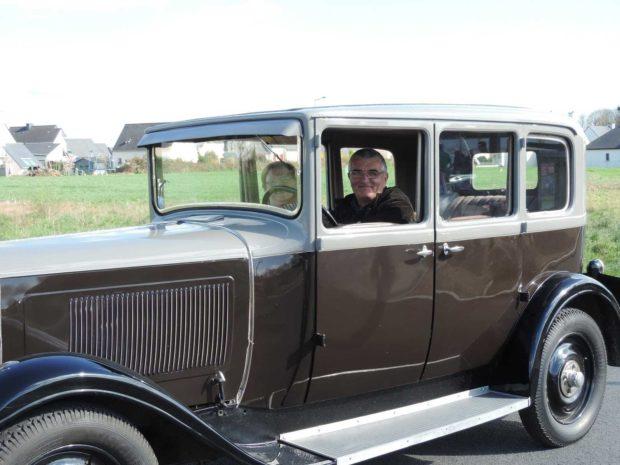 31e rallye de Pâques de véhicules anciens Erdeven