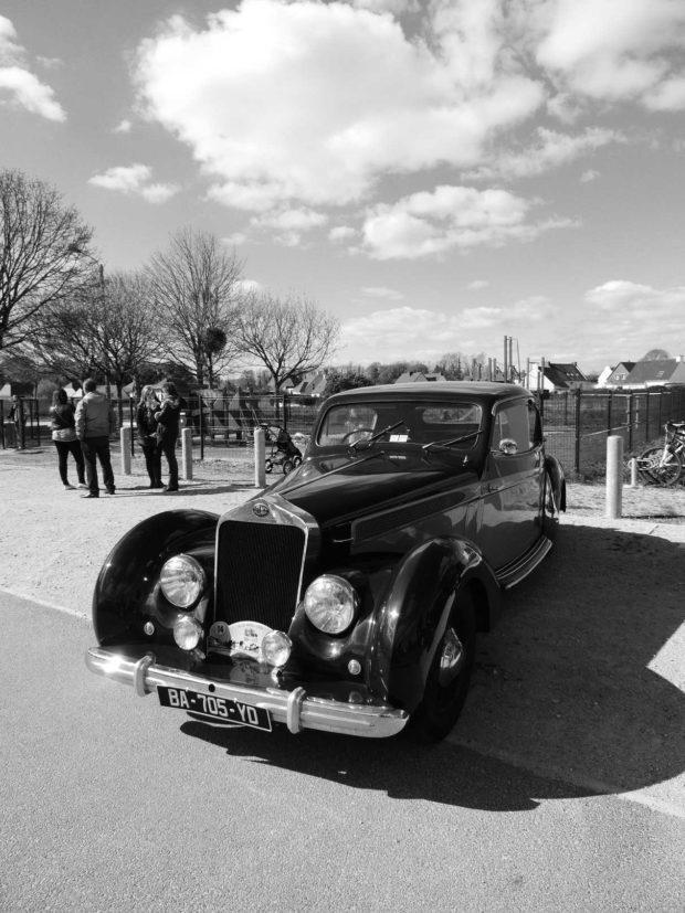 31e rallye de Pâques de véhicules anciens Plougoumelen