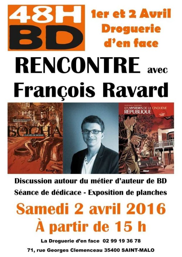 Rencontre bd 2017 saint junien