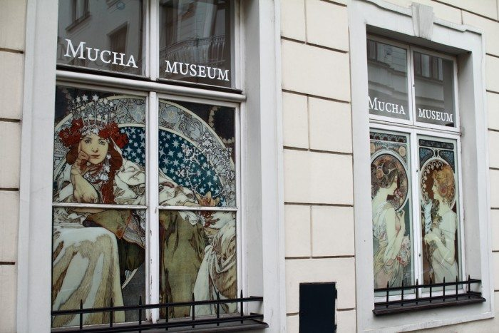 musée mucha
