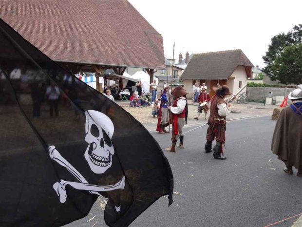À l'abordage ! Fête des pirates Blonville-sur-Mer