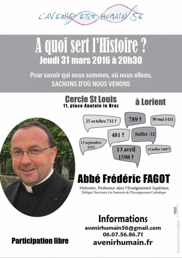 À quoi sert l'histoire ? Lorient