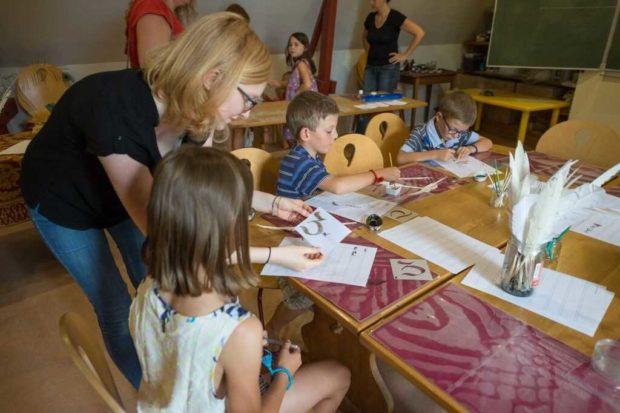 Musée Du Bellay : animation pour enfants Orée-d'Anjou