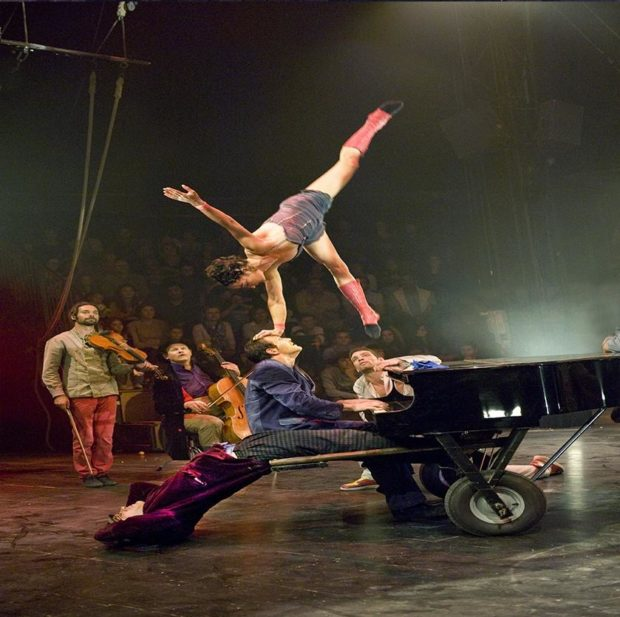 Art du cirque Klaxon Dinan