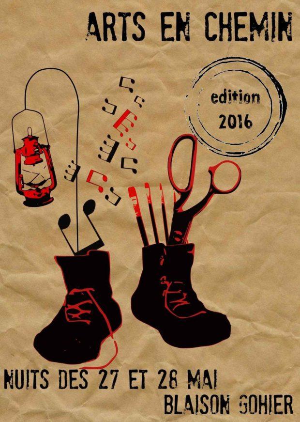 Arts en chemin : festival artistique Blaison-Saint-Sulpice