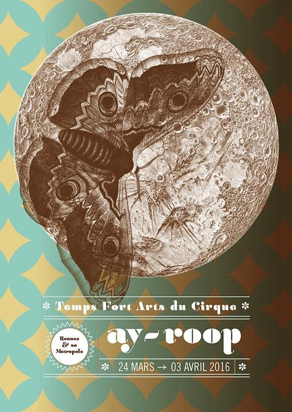 Ay-roop Temps Fort Arts du Cirque
