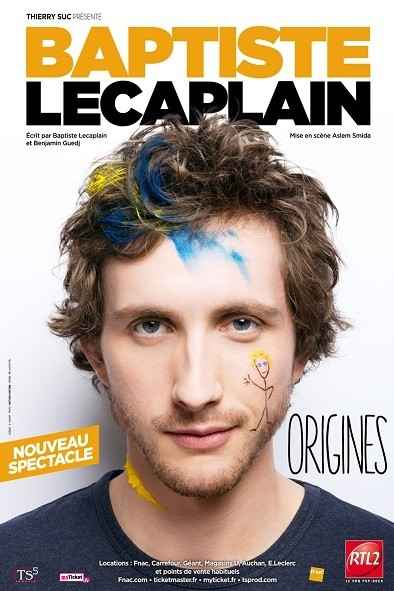 Baptiste Lecaplain Tours