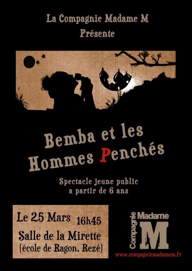 Bemba et les hommes penchés Rezé