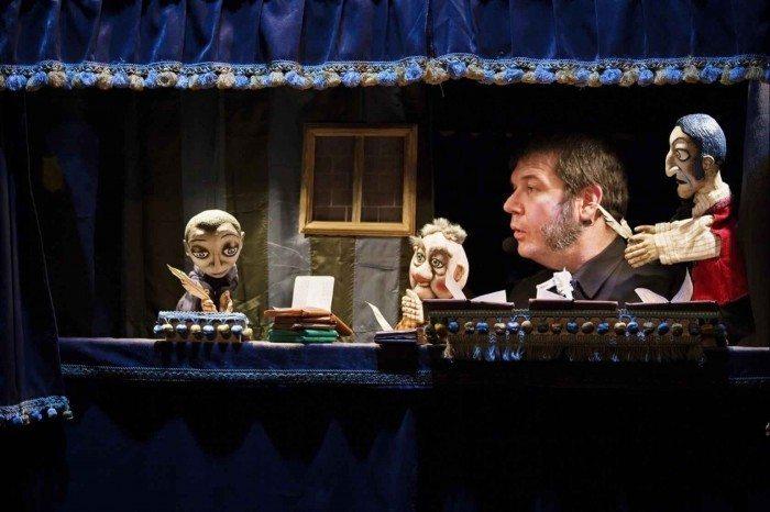 Bob théâtre : Bartleby Chartres-de-Bretagne