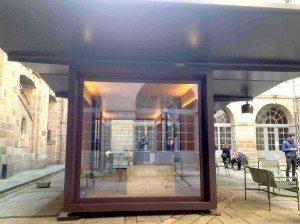 Exposition design Bouroullec parlement de Bretagne