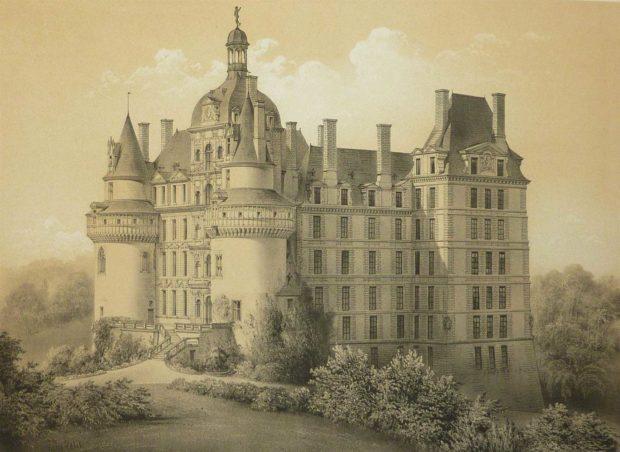 Brissac, un château-résidence de la fin du Moyen Âge en Anjou Brissac-Quincé