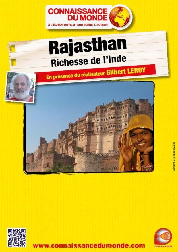 Ciné-Conférence - Connaissance du monde : Rajasthan Larmor-Plage