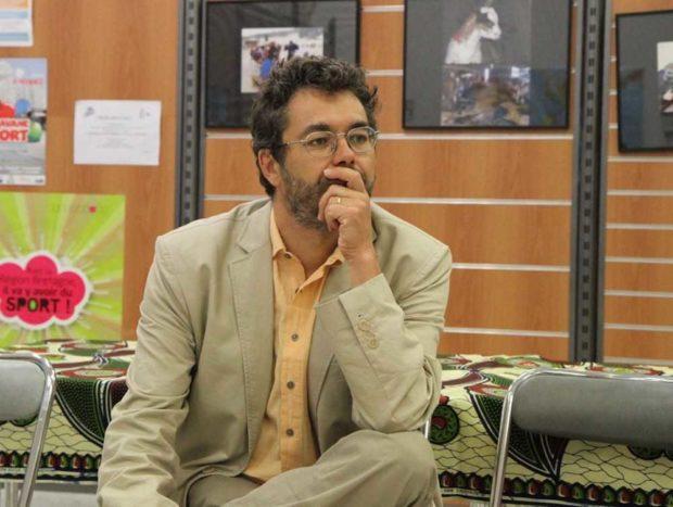Conférence du philosophe Anselm Jappe