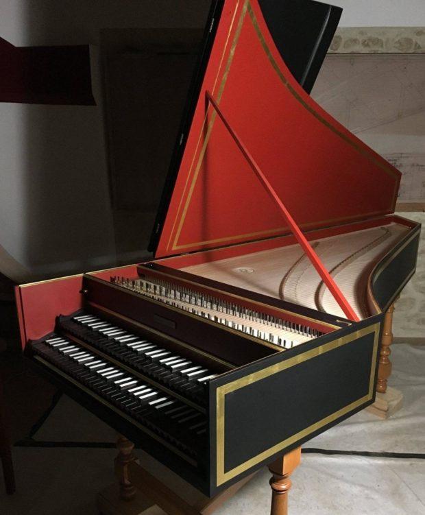 Conférence sur le clavecin Angers