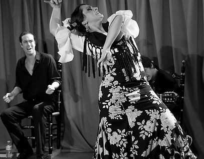 Danse et musique flamenco - Tablao Nantes