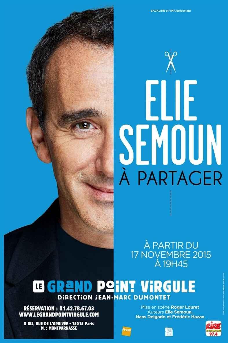 Élie Semoun Tours