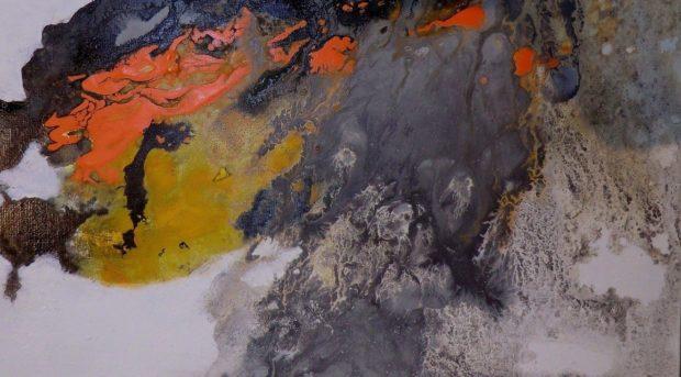 Évanescence par Françoise Caillaud aquarelles et encres Talmont-Saint-Hilaire