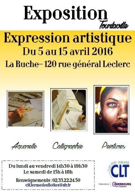 Expression artistique Cherbourg-en-Cotentin