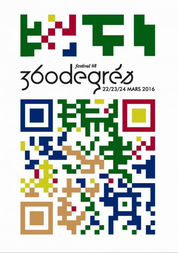 Festival 360 degrés #8 Saint-Brieuc