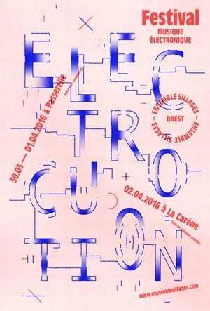 Festival Electr( )cution, festival des musiques mixtes Brest