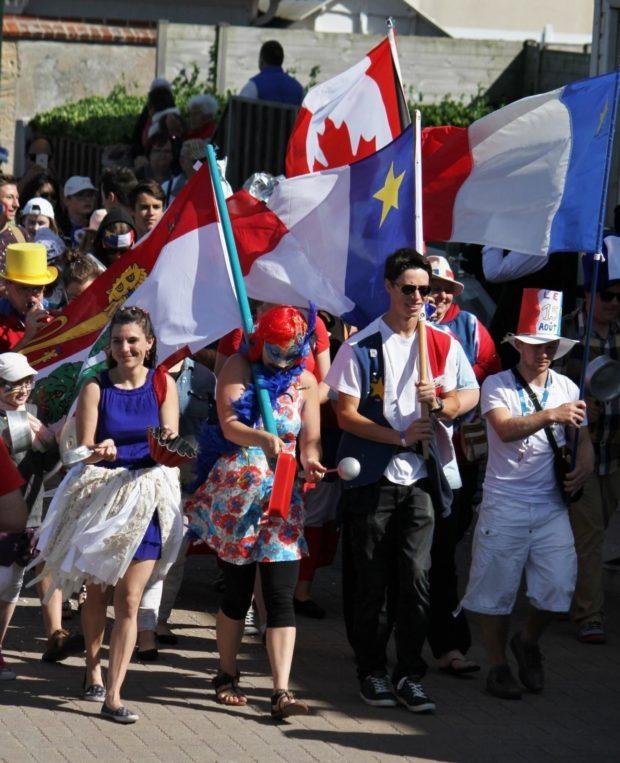 Festival La semaine acadienne Courseulles-sur-Mer