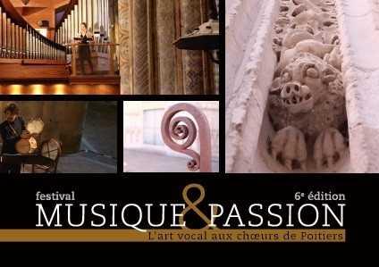 Festival Musique & Passion Poitiers