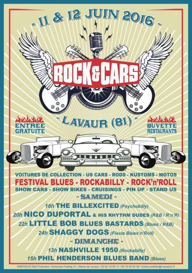 Festival Rock'&'Cars Lavaur