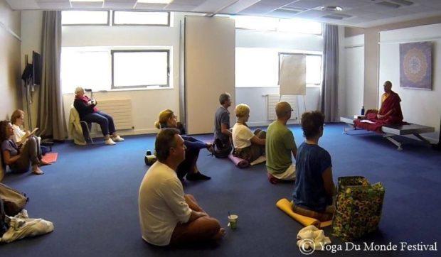 Festival Yoga du monde Les Sables-d'Olonne