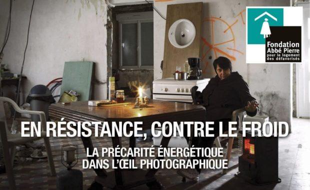 Fondation Abbé Pierre : photos sur la précarité énergétique