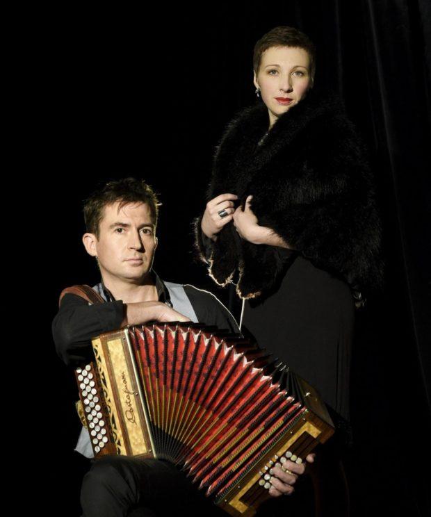 Gali Galant spectacle de Rozenn Talec et Yannig Noguet Saint-Nazaire