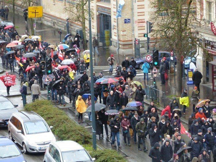 grève générale el Khomri
