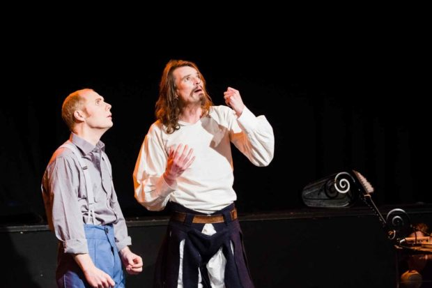 Impossible Don Quichotte Brest